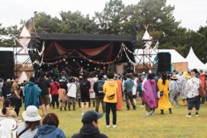 福岡の音楽フェス「サークル」